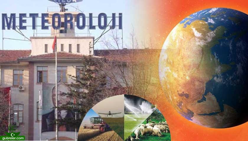 İklim ve Zirai Meteoroloji Dairesi Başkanlığı