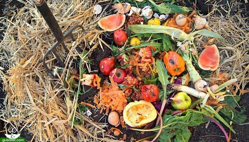 Doğal Gübre, Kompost yapımı