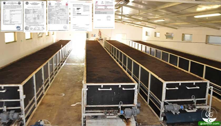 Solucan gübresi üretimi ruhsatlandırma ve yasal mevzuatlar
