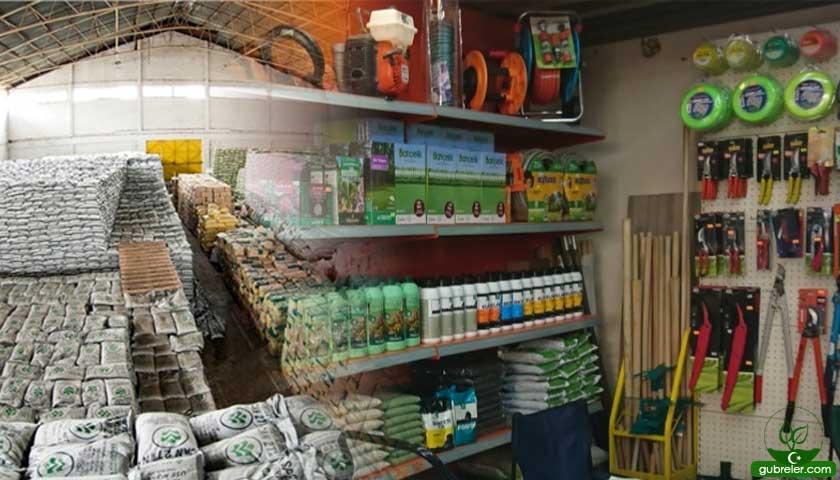 Zirai İlaç | Gübre | Ziraat Aletleri Satış Bayiliği